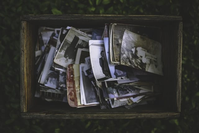old photos memory